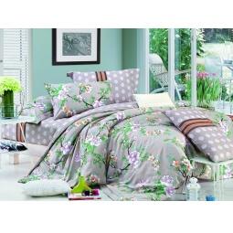 фото Комплект постельного белья Amore Mio Shanti. Provence. 1,5-спальный
