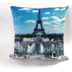 фото Подушка декоративная Унисон 3D Paris