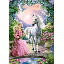 Купить Пазл 500 элементов Castorland «Волшебный сад»