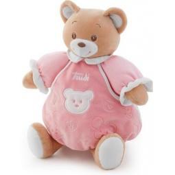 фото Мягкая игрушка Trudi «Мишка». Цвет: розовый