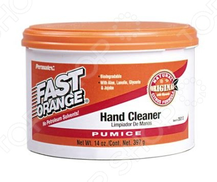 Очиститель рук Permatex PR-35013 Fast Orange permatex stripped thread в новосибирске