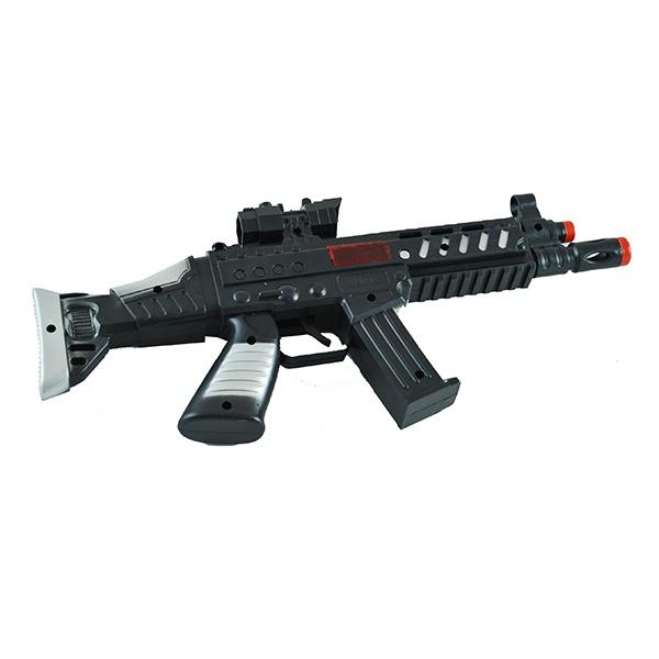 Автомат игрушечный Тилибом со светозвуковыми эффектами «Братья по оружию» Т80534