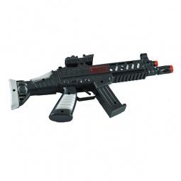 Купить Автомат игрушечный Тилибом со светозвуковыми эффектами «Братья по оружию» Т80534