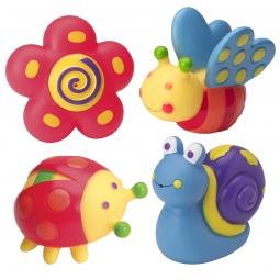 Купить Игрушки для ванны ALEX «Сад»