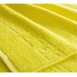 фото Полотенце махровое Asgabat Dokma Toplumy. Размер: 70х140 см. Цвет: желтый
