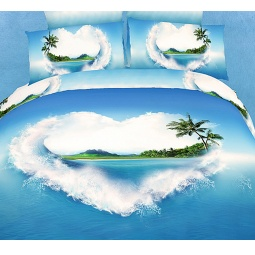 фото Комплект постельного белья Buenas Noches Voyage. Satin Fotoprint. Евро
