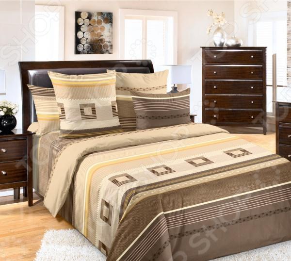 цена Комплект постельного белья Королевское Искушение «Эдгар» онлайн в 2017 году