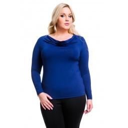 фото Кофта Mondigo XL 1464. Цвет: темно-синий. Размер одежды: 50