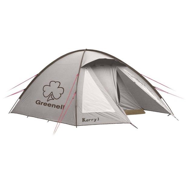 фото Палатка Greenell «Керри 3 v.3». Цвет: коричневый