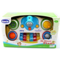 фото Игрушка музыкальная для ребенка Shantou Gepai «Пульт диджея» 999-76B