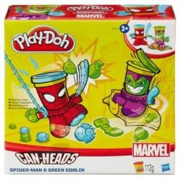 фото Набор пластилина игровой Hasbro «Герои Марвел». В ассортименте