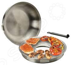 Сковорода-гриль D504