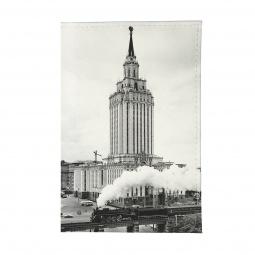 фото Обложка для паспорта Mitya Veselkov «Гостиница Ленинградская»