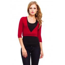 фото Болеро Mondigo 071. Цвет: бордовый. Размер одежды: 46
