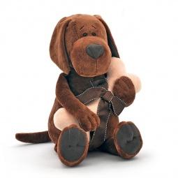 фото Мягкая игрушка Orange «Пёс Барбоська с косточкой»