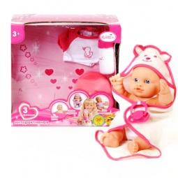 Кукла интерактивная Карапуз-Куклы 11439-RU. В ассортименте