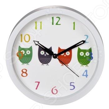 Часы настенные совы