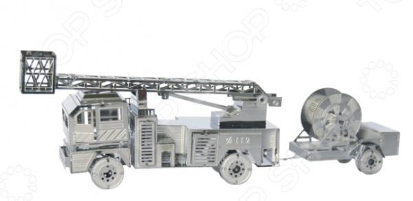 Пазл 3D мини TUCOOL «Пожарная машина» цена