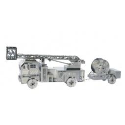фото Пазл 3D мини TUCOOL «Пожарная машина»