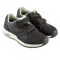 Купить Ботинки адаптивные мужские Walkmaxx. Цвет: коричневый