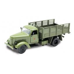фото Модель военного транспорта Пламенный Мотор 870149 «Армейский грузовик»