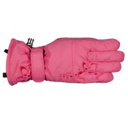 Купить Перчатки горнолыжные GLANCE Joy Hydrotex (2012-13). Цвет: розовый