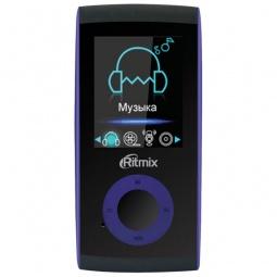 фото MP3-плеер Ritmix RF-4400. Цвет: синий. Встроенная память: 4 Гб