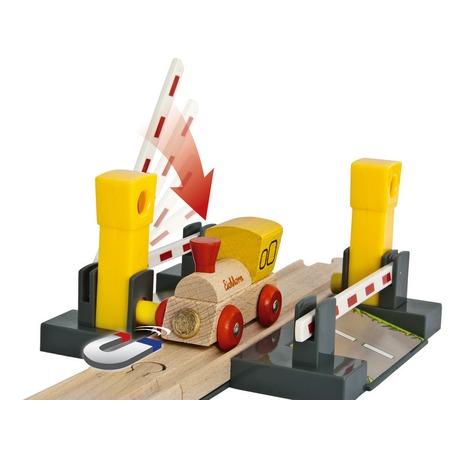 Купить Переезд с магнитным шлагбаумом Eichhorn 100001506