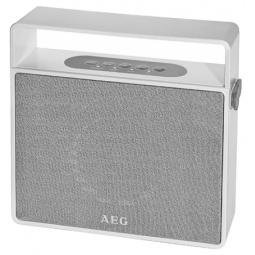 фото Система акустическая портативная AEG BSS 4830. Цвет: белый