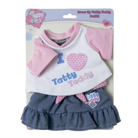 Купить Одежда для мишки Тедди Me to you Костюм с юбкой