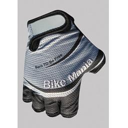 фото Велоперчатки Polednik Bike Mania. Цвет: серый. Размер: 8 S