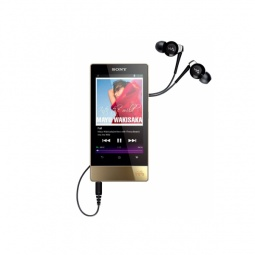фото MP3-плеер SONY NWZ-F804. Цвет: золотистый