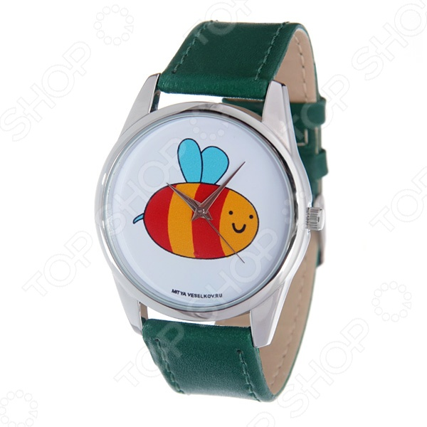 все цены на Часы наручные Mitya Veselkov «Пчелка» онлайн
