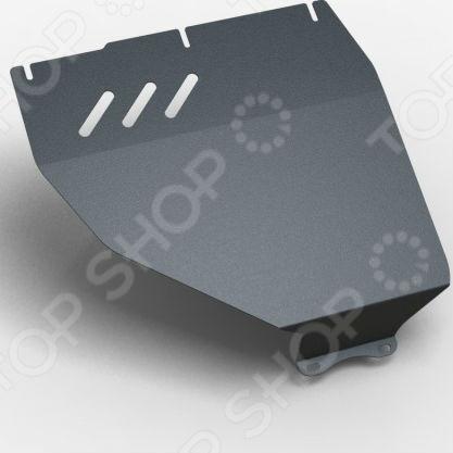 Комплект: защита раздаточной коробки и крепеж Novline-Autofamily Mitsubishi L200 (CC) 2010: 2,5 дизель МКППЗащита картера двигателя<br>Комплект: защита раздаточной коробки и крепеж Novline-Autofamily Mitsubishi L200 CC 2010: 2,5 дизель МКПП защитный набор для автомобильного двигателя и раздаточной коробки, весьма актуальный в условиях бездорожья. Установленный комплект представлен в виде металлической конструкции, чьей основной функцией является предотвращение механических повреждений во время наезда на препятствие. Изделие имеет дополнительные ребра жесткости для большей прочности. Крепежные элементы выполнены из холоднокатаной стали с катодно-цинковым и порошковым покрытиями против ржавчины и заедания резьбы при установке. Элементы защиты легко устанавливаются, не нарушая температурный режим и выхлопную систему машины. Современный метод 3D-сканирования позволил индивидуально разработать данный комплект ЗР специально для автомобиля Mitsubishi L200. Высокоточные лазерные резаки и современные способы покраски гарантируют высокое качество изделия. В крепеже предусмотрены отверстия для слива масла, облегчая тем самым техническое обслуживание. Специальные демпферы предотвращают возникновение вибрации во время движения, надежно оберегая нижнюю часть кузова от ударов и трений с защитой. Товар, представленный на фотографии, может незначительно отличаться по форме от данной модели. Фотография представлена для общего ознакомления покупателя с цветовым ассортиментом и качеством исполнения товаров данного производителя.<br>