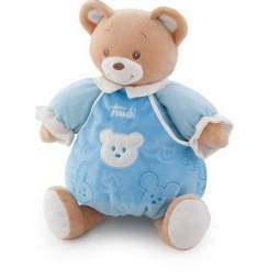 фото Мягкая игрушка Trudi «Мишка». Цвет: голубой