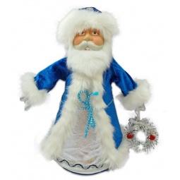 фото Игрушка новогодняя Новогодняя сказка «Дед Мороз-конфетница» 971310