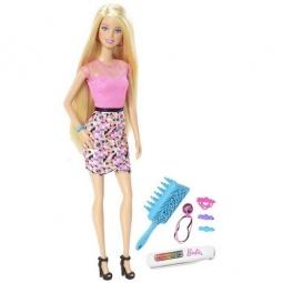 фото Кукла Mattel CFN48 «Barbie. Радужная прическа»