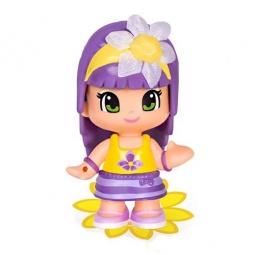 фото Кукла Famosa «Пинипон с фиолетовыми волосами и модной татуировкой»