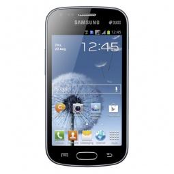 фото Смартфон Samsung Galaxy S Duos GT-S7562. Цвет: черный