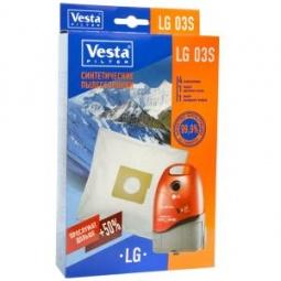 Купить Мешки для пыли Vesta LG 03 S