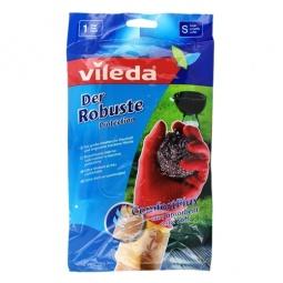 фото Перчатки особо прочные Vileda. Размер: S