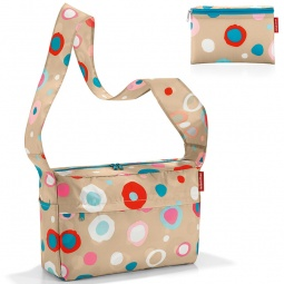 фото Сумка складная Reisenthel AL6034 Mini Maxi Citybag Funky Dots 1