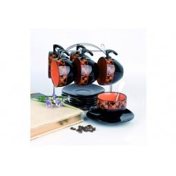 Купить Чайный набор на подставке Фарфоровый путь «Рябинка»