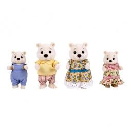 Купить Набор игровой Village Story «Семья белых мишек»