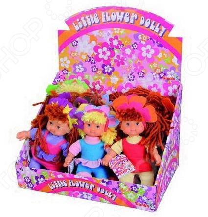 Кукла Simba «Цветочек с шерстяными волосами». В ассортименте