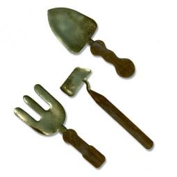 фото Набор форм для вырубки Sizzix Sizzlits Die Садовые инструменты