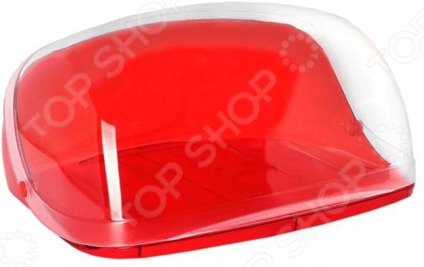 Хлебница малая IDEA М 1185Хлебницы<br>Хлебница малая IDEA М 1185 станет отличным дополнением к набору ваших аксессуаров и принадлежностей для кухни. Она представляет собой посуду с крышкой, предназначенную для хранения хлебобулочных изделий с целью предотвращения их высыхания и преждевременной порчи. Модель выполнена из высокопрочного пластика, практична и удобна в использовании.<br>