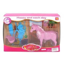 фото Набор игровой для девочки Shantou Gepai «Любимая лошадка» 629196