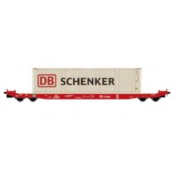 фото Вагон для перевозки грузов Mehano SGKKMS 698 DB/Schenker