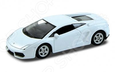Модель автомобиля 1:87 Welly Lamborghini Gallardo LP560-4. В ассортименте